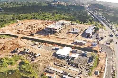 Em 2013, Novartis adquiriu um terreno vizinho de 13 hectares e, agora, outra área de quatro hectares está sendo alugada (Novartis/Divulgação)