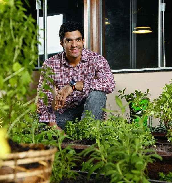 Chef Thiago Castanho, que já teve receitas publicadas no New York Times, é um dos nomes de destaque em 2015. Foto: Facebook/Reprodução