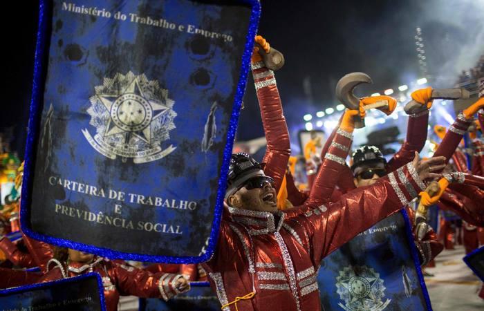 (AFP/Mauro Pimentel)