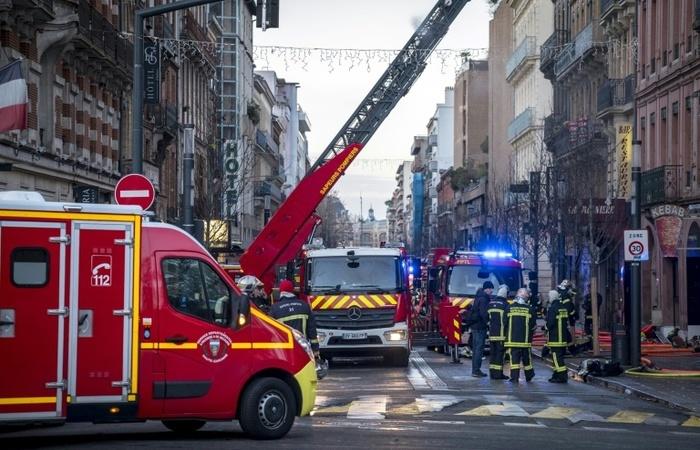Violento Incndio Em Toulouse Na Frana Deixa Quase 20