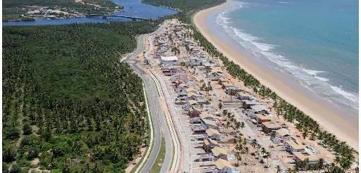 Reserva do Paiva é um dos destinos mais procuraddos pelos estrangeiros que investem em Pernambuco (Wilton Santana/Divulgacao)