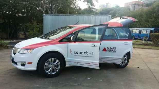 Modelo tem autonomia de 400 Km se rodar no modo econômico, que é semelhante a um carro 1.0