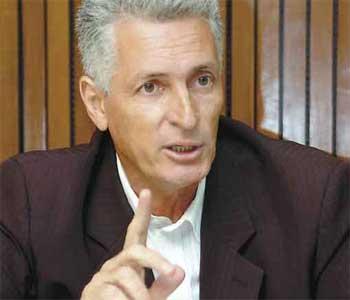 Correia disse não saber que Carla advogava para lobista</p> <p> (JUAREZ RODRIGUES/em/d.a press - 28/10/08)
