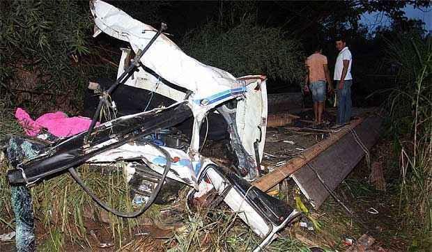 O acidente mais grave foi na tarde de domingo e matou quatro pessoas (Edesio Ferreira/EM DA Press)