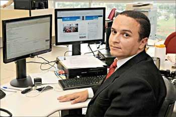 O vencedor da ação, Weslei Machado, é servidor do TSE e professor de direito ((Edilson Rodrigues/CB/D.A Press))