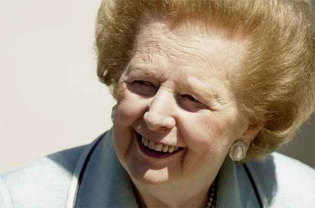 Margaret Thatcher foi uma das líderes mais influentes do século XX (AFP PHOTO/FILES/Shaun Curry )