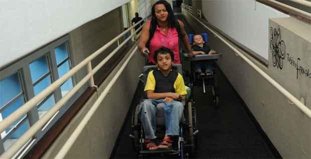 Maria José chega à AMR e se desdobra para empurrar Caio e Vítor (Gladyston Rodrigues/EM/DA Press)