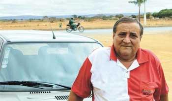 Sebastião Andrade, de Pirapora, também não investe na proteção: