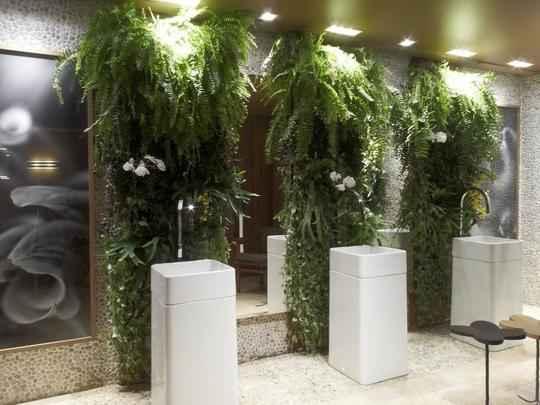Banheiro feminino - Casa Cor/Divulgação