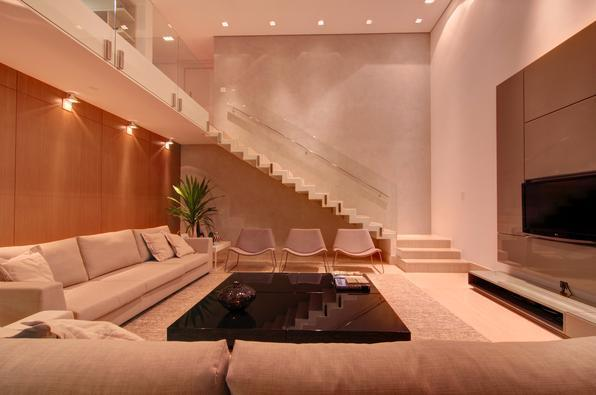 Projeto da arquiteta Nathalia Otoni, do escritório, Obvio Arquitetura   - RODRIGO MARCANDIER