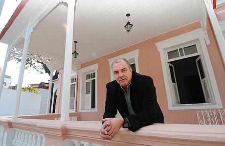 Para o diretor da Decisão Engenharia, Maurílio Duarte Câmara, ter um imóvel tombado é um bom negócio (Jair Amaral/EM/D.A Press)