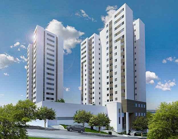 Empreendimento residencial e comercial da Masb em Betim  (MASB/Divulgação)