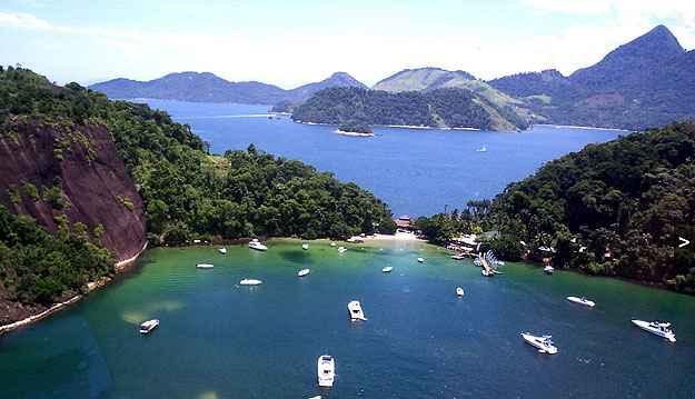 Paraíso em Angra - Ilha Itanhanga está à venda por R$ 28 milhões (Private Islands/Divulgação)