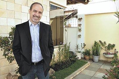 O empresário Amaro Modesto apostou nos fundos para diversificar aplicações (Eduardo de Almeida/RA Studio)