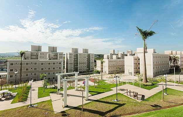 Residenciais da MRV em Uberaba confirmam a tendência da interiorização dos empreendimentos imobiliários  (Sferica/Divulgação)