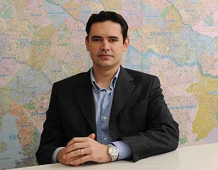 Rodrigo Resende, diretor comercial e de marketing para Minas Gerais da MRV Engenharia, lembra que é preciso avaliar a relação custo/benefício (Gláucia Rodrigues/Divulgação)