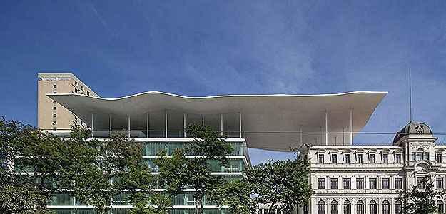 O MAR, Museu de Arte do Rio, foi selecionado por um juri de 200 profissionais como um dos melhores museus de 2013 (Architizer A  Awards/Divulgação)