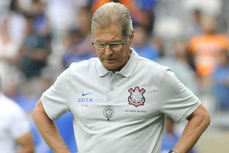Resultado de imagem para Corinthians demite Oswaldo