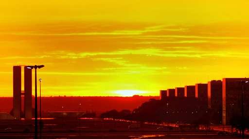 Resultado de imagem para Brasília nascer do sol