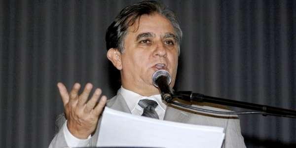 Izalci Lucas recebeu as mercadorias quando era secretário de Ciência e Tecnologia do Governo do DF (Cadu Gomes/CB/D.A Press)
