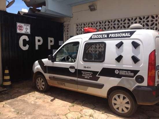 Centro de prisão provisória de onde os presos fugiram (Marcelo Ferreira/CB/D.A Press)