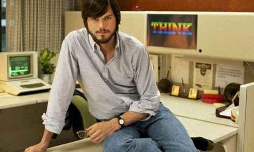 O longa produzido por Mark Hulme traz Ashton Kutcher como Steve Jobs (Cinema10/Reprodução)
