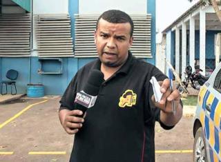 Marcelo era freelancer em programas da Rádio Atividade e da TV Record (Reprodução)