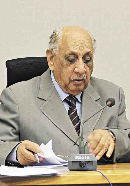 Com a condenação da Justiça, Benedito fica inelegível por oito anos (Ed Alves/CB/D.A Press)
