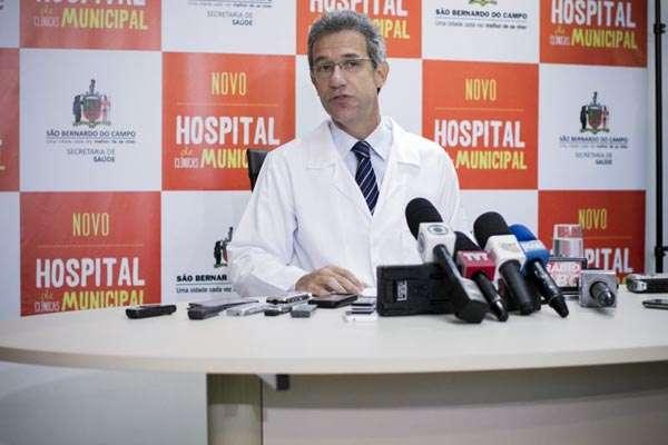 A empresa de Chioro manteve contrato com prefeituras enquanto ele era secretário em São Bernardo do Campo (Cosems-SP/Divulgação)