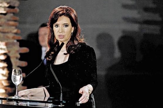 Cristina Kirchner foi convidada a participar da cúpula como observadora (Emiliano Lasalvia/AFP Photo - 5/6/14)