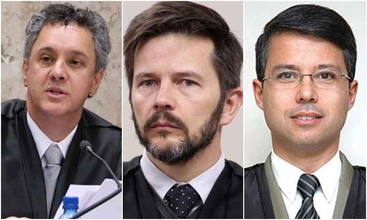 Resultado de imagem para imagens dos juizes que irão julgar lula