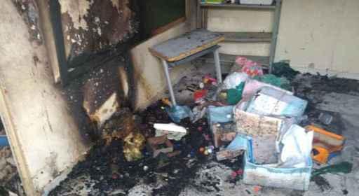 Resultado de imagem para Hospitais lutam para salvar mais de 40 vítimas de incêndio em creche de Janaúba