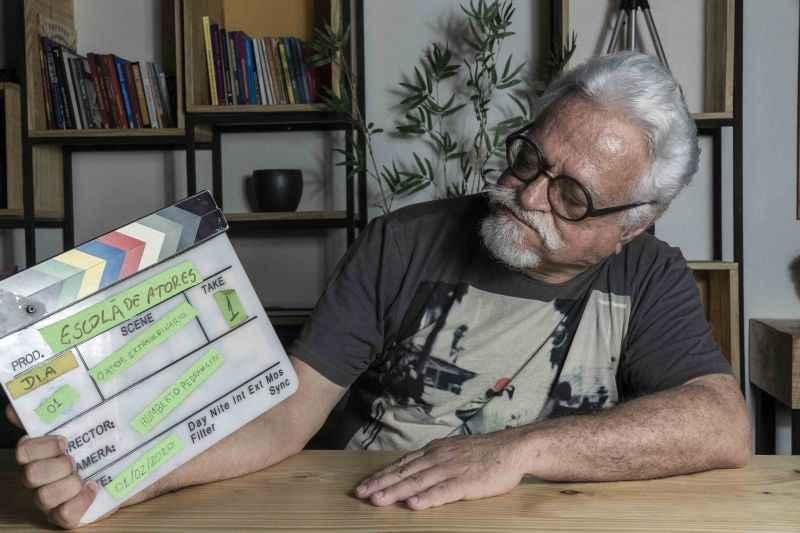 Diretor Humberto Pedrancini cria curso on-line para ajudar atores