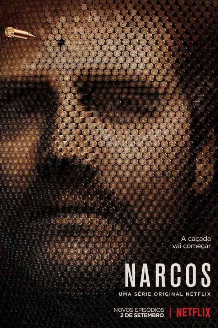 20160824091630318919o Netflix libera novo trailer da segunda temporada de 'Narcos'