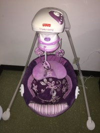 letgo - gray pink and purple fisher pr... in Irondequoit, NY