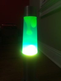 letgo - green lava lamp in Suwanee, GA