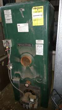 letgo - hot air oil furnace in Curwensville, PA