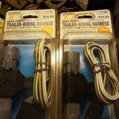7 Pin Trailer Hitch Wiring Diagram Electrical House U Haul Harness, U, Free Engine Image For User Manual Download