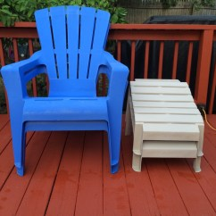 Patio Chairs With Footrests Swivel Chair Value City Letgo Two Deck W Foot R In Cecil Nj