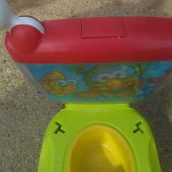 Elmo Potty Chair Unusual Chairs For Hallway Letgo And Friends In Virginia Beach Va