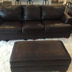 Ashley Axiom Leather Sofa Dfs French Connection Quartz Review Letgo 4piece Furniture Set In Sarasota Fl