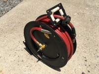 letgo - Air Hose and Retractable Reel w/... in Morriston, FL
