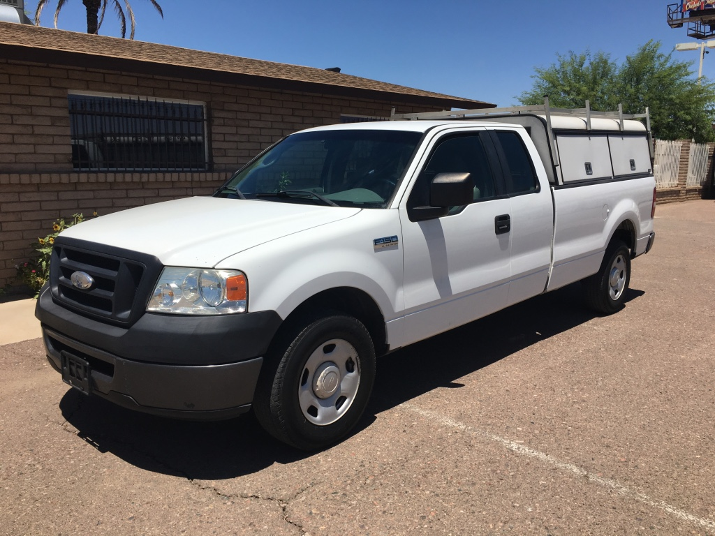 ford f150 a plan lease 2001 trailer wiring diagram letgo 2008 extended utility wor in peoria az