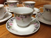 letgo - China tea cups and saucers like new in Midtown, NJ