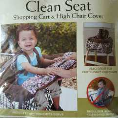 Carters High Chair Cover Hanging Kit Letgo - Eddie Bauer Shopping Cart/high Cha... In Colonia, Nj