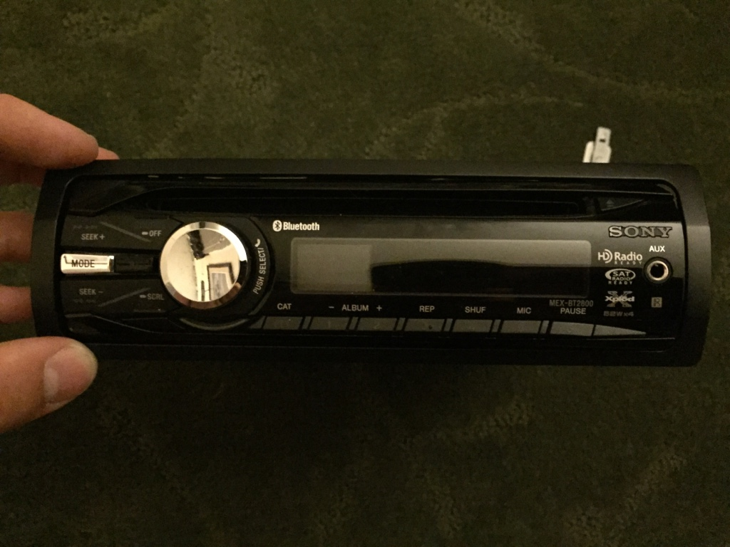 sony xplod radio whirlpool ultimate care ii washer parts diagram letgo mex bt2800 car stereo in jamison pa