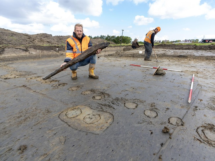 Tweede Romeins dorp bij Valkenburg gevonden <p data-wpview-marker=