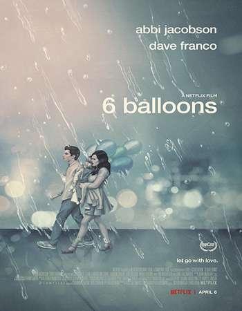 6 baloons