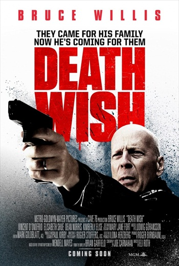 Death Wish 2018 Dual Audio Hindi Dubbed Full 300mb Movie Download