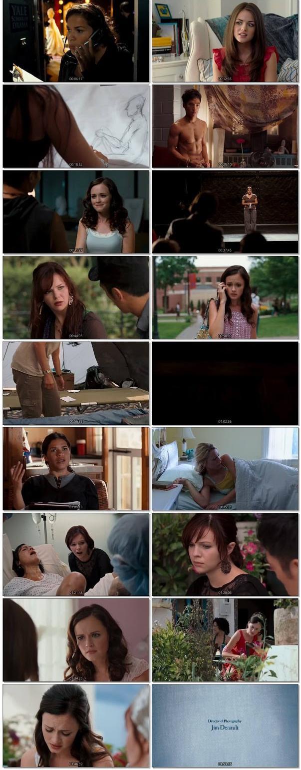 The Sisterhood of the Traveling Pants 2 (2008) BRRip 720P 550MB English ESubs – HEVC